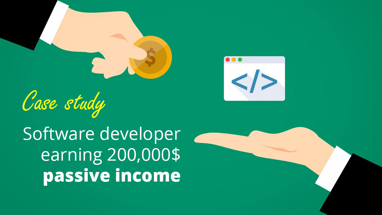 passive income for software developers